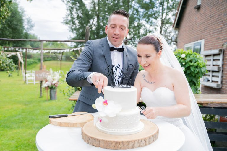 Bruiloft Boerderij De Deel