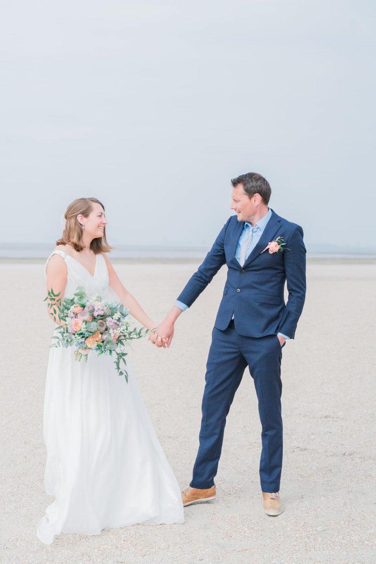 Bruidsreportage Zeeland