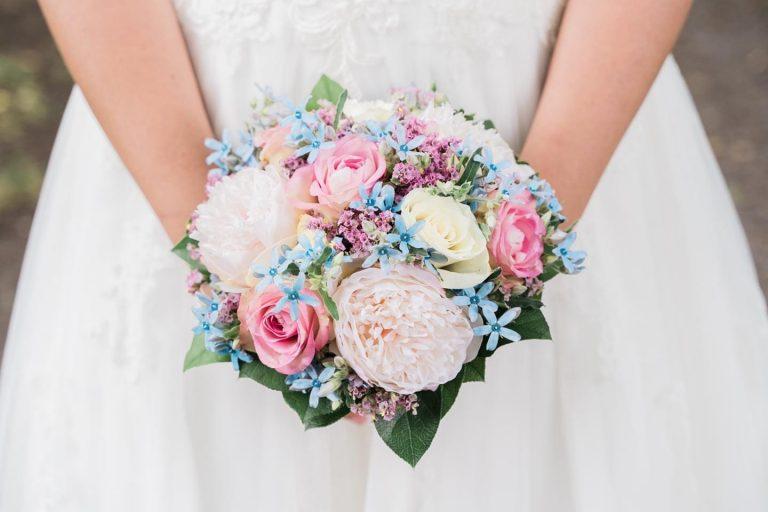 Bruiloft in Hellevoetsluis
