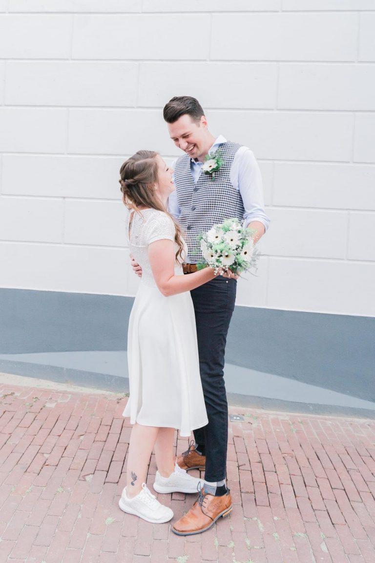 Bruiloft Hellevoetsluis