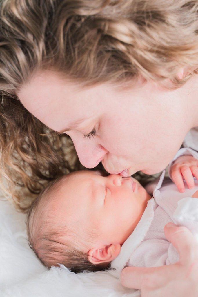 Newbornfotoshoot Oostvoorne