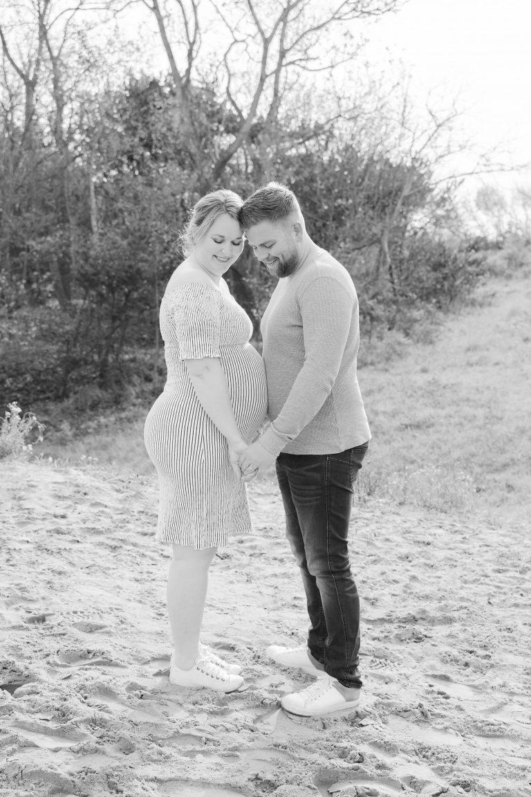 Zwangerschapsshoot Jills photography