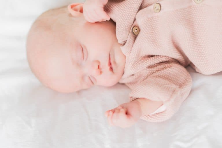 Newbornfotoshoot Zuid Holland